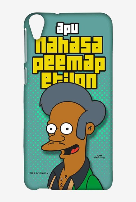 Simpsons Apu Case for HTC Desire 820