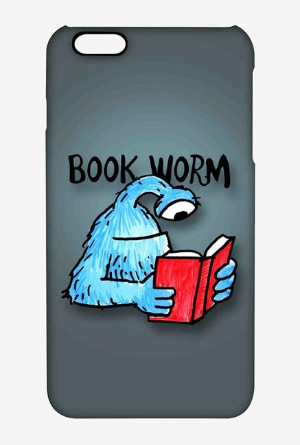 Kritzels Book Worm Case for iPhone 6 Plus