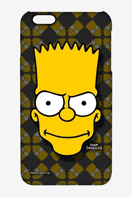 Simpsons Bartface Case for iPhone 6 Plus
