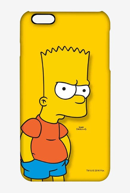 Bart Simpson Case for iPhone 6 Plus