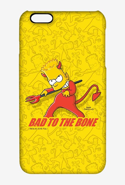 Simpsons Bad To The Bone Case for iPhone 6 Plus