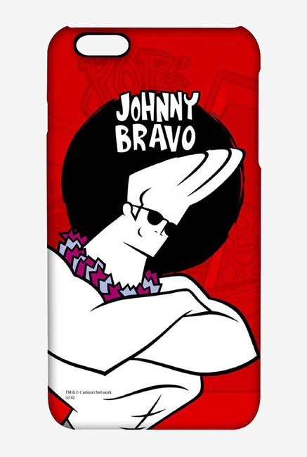 Johnny Bravo Hawaii Case for iPhone 6 Plus