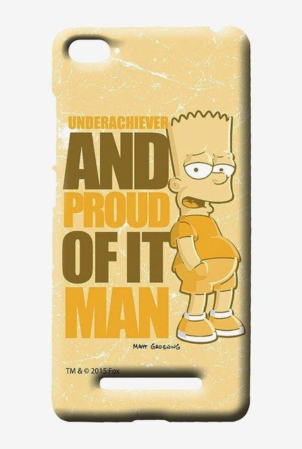 Simpsons Proud Underachiever Case for Xiaomi Mi4i