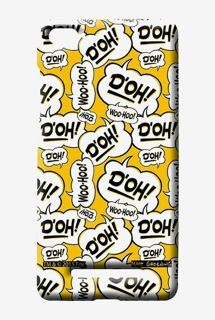 Simpsons Random Expressions Case for Xiaomi Mi4i