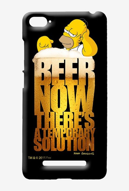 Simpsons The Beer Solution Case for Xiaomi Mi4i