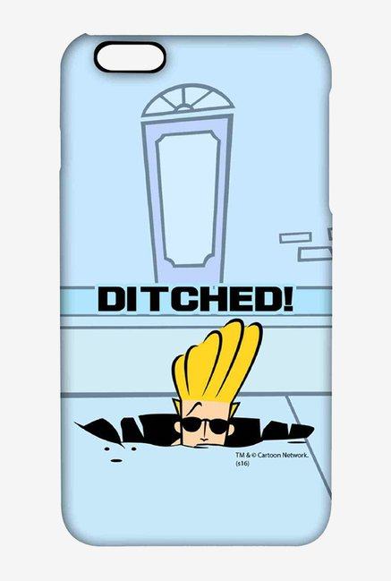 Johnny Bravo Ditched Case for iPhone 6 Plus