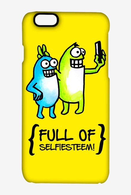 Kritzels Selfiesteem Case for iPhone 6