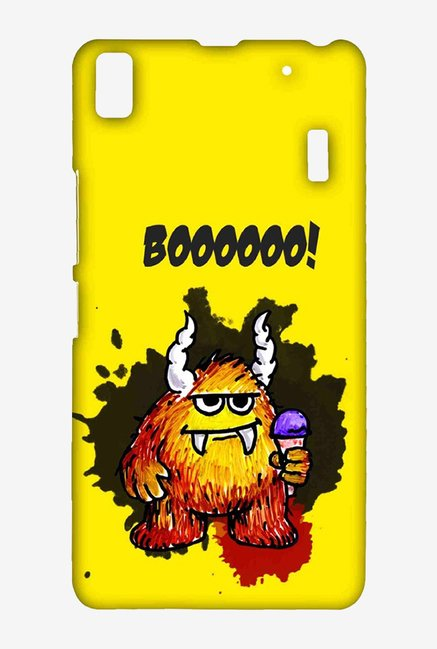 Kritzels Booo Case for Lenovo K3 Note