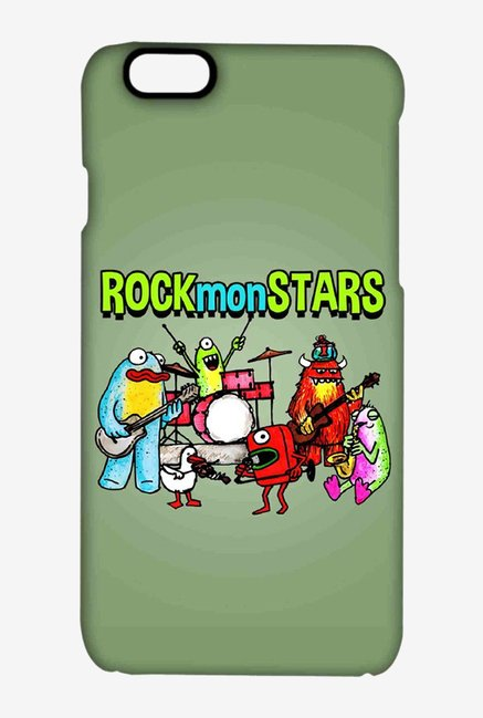 Kritzels Rockmonstars Case for iPhone 6