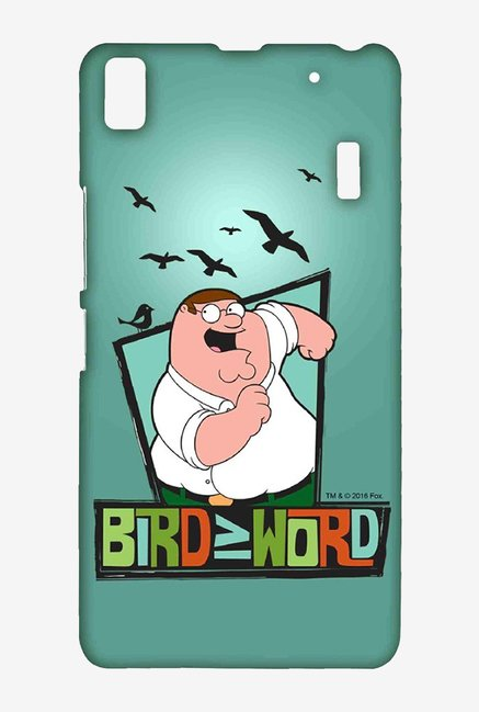 Family Guy Bird Word Case for Lenovo K3 Note