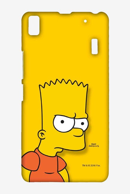 Bart Simpson Case for Lenovo K3 Note