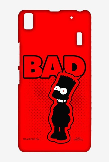 Simpsons Bad Case for Lenovo K3 Note