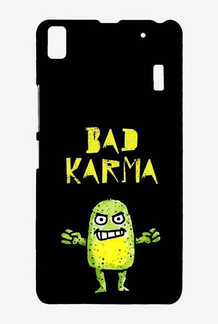 Kritzels Bad Karma Case for Lenovo K3 Note