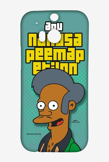 Simpsons Apu Case for HTC One M8