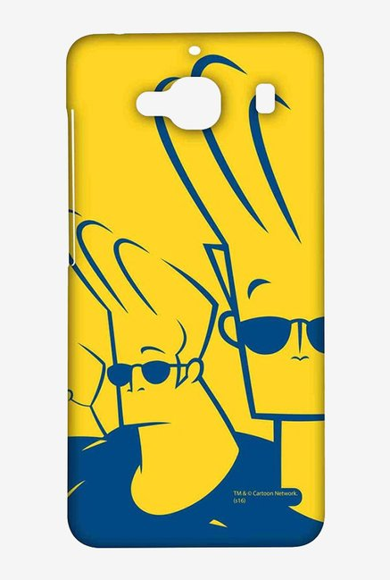 Johnny Bravo Different Poses Case for Xiaomi Redmi 2 Prime