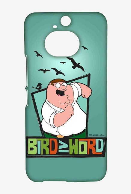 Family Guy Bird Word Case for HTC One M9 Plus