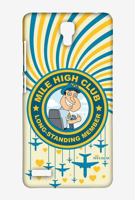 Family Guy Mile High Club Case for Xiaomi Redmi Note Prime