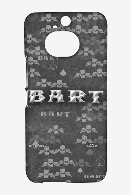 Simpsons Bart Wings Case for HTC One M9 Plus