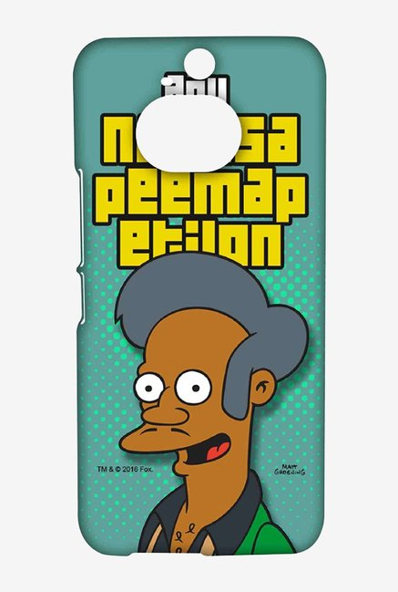 Simpsons Apu Case for HTC One M9 Plus