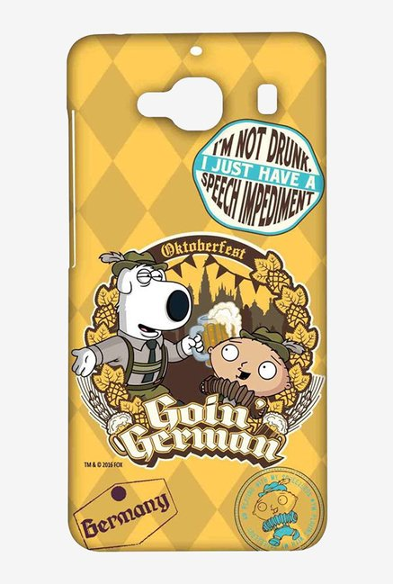 Family Guy Going German Case for Xiaomi Redmi 2 Prime