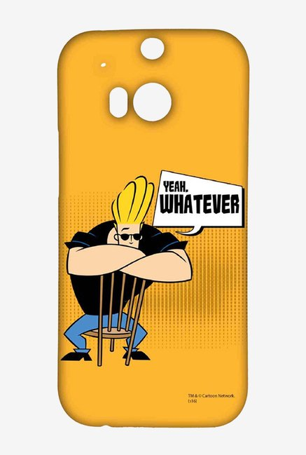 Johnny Bravo Yeah Whatever Case for HTC One M8