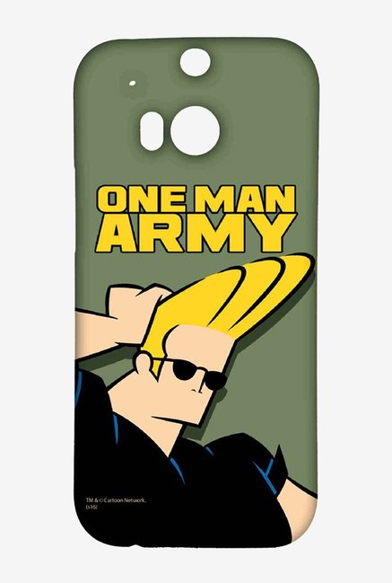 Johnny Bravo One Man Army Case for HTC One M8