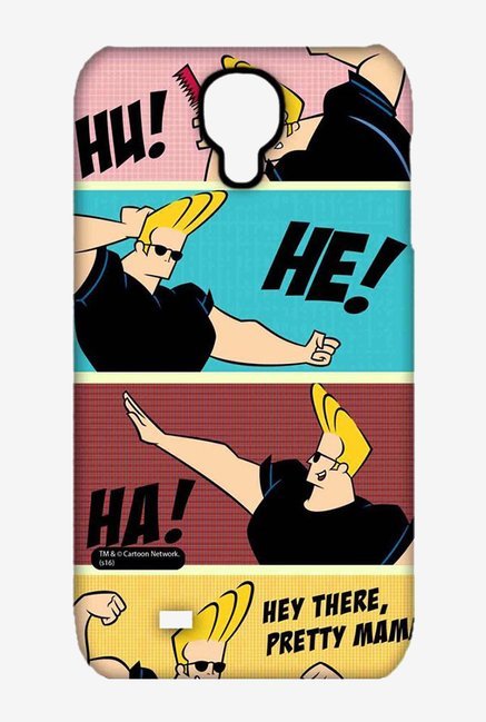 Johnny Bravo Posing Case for Samsung S4