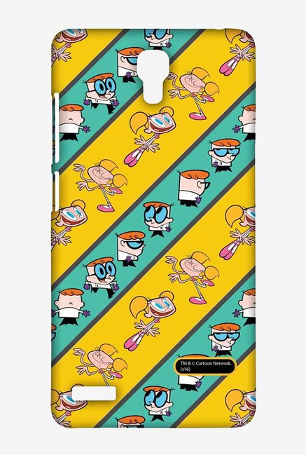 Dexter & Dee Dee See Stripes Case for Xiaomi Redmi Note 4G