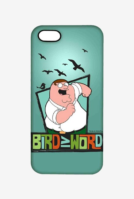 Family Guy Bird Word Case for iPhone 5/5s