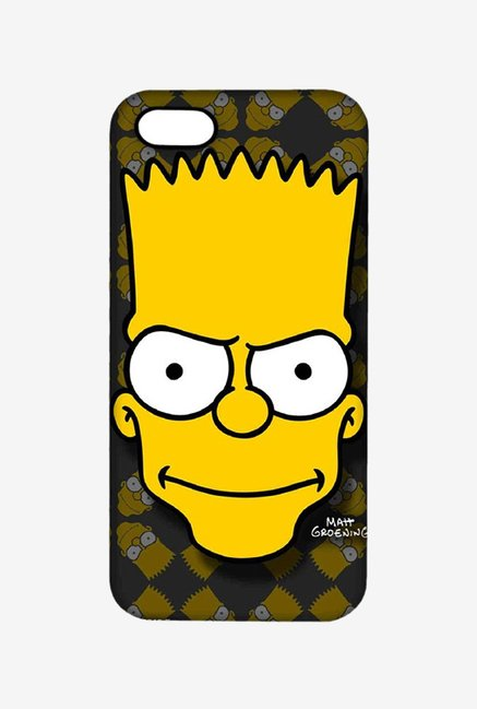 Simpsons Bartface Case for iPhone 5/5s