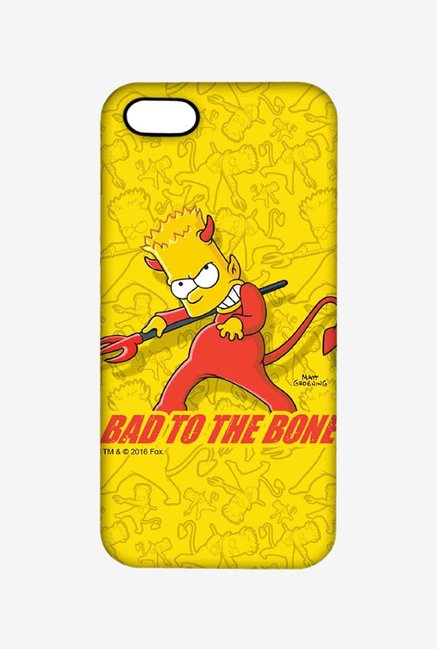 Simpsons Bad To The Bone Case for iPhone 5/5s