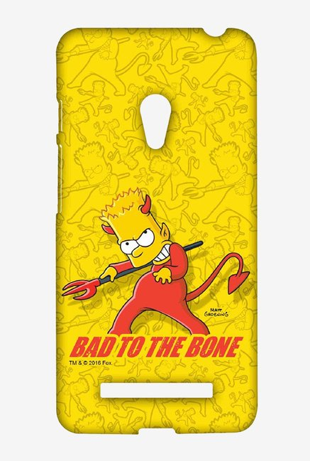 Simpsons Bad To The Bone Case for Asus Zenfone 5
