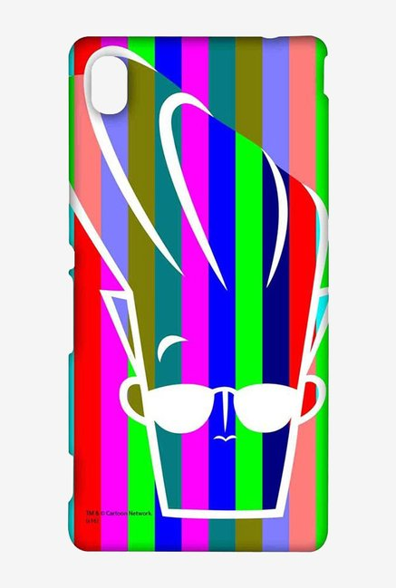 Rainbow Johnny Bravo Case for Sony Xperia M4