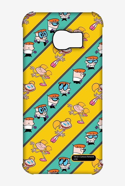 Dexter & Dee Dee See Stripes Case for Samsung S6 Edge