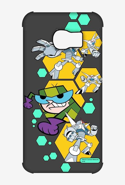 Dexter Robot Wars Case for Samsung S6 Edge