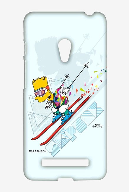 Simpsons Ski Punk Case for Asus Zenfone 5