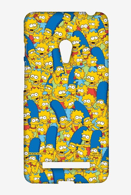 Simpsons Pattern Case for Asus Zenfone 5