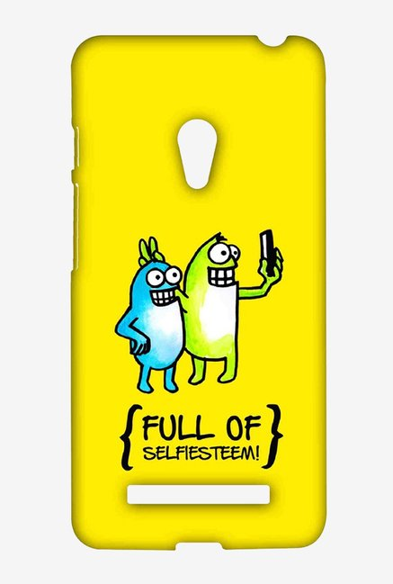 Kritzels Selfiesteem Case for Asus Zenfone 5
