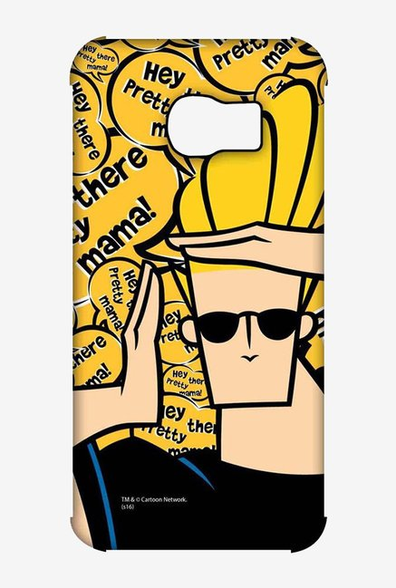Johnny Bravo Hey There Pretty Mama Case for Samsung S6 Edge