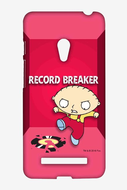 Family Guy Record Breaker Case for Asus Zenfone 5