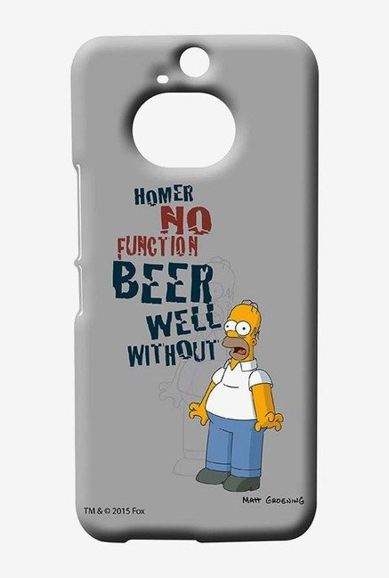 Simpsons Homers Poison Case for HTC One M9 Plus