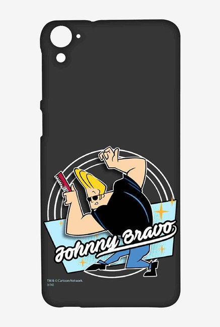 Johnny Bravo Old School Case for HTC Desire 826
