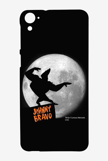 Johnny Bravo On The Moon Case for HTC Desire 826