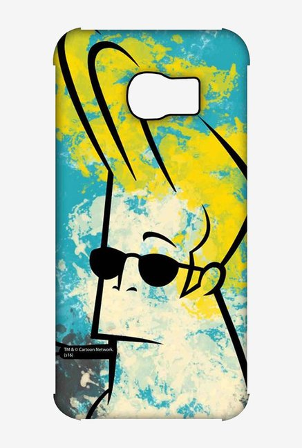 Shaded Johnny Bravo Case for Samsung S6 Edge
