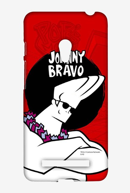 Johnny Bravo Hawaii Case for Asus Zenfone 5