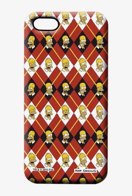 Simpsons Homer Moods Case for iPhone 5/5s