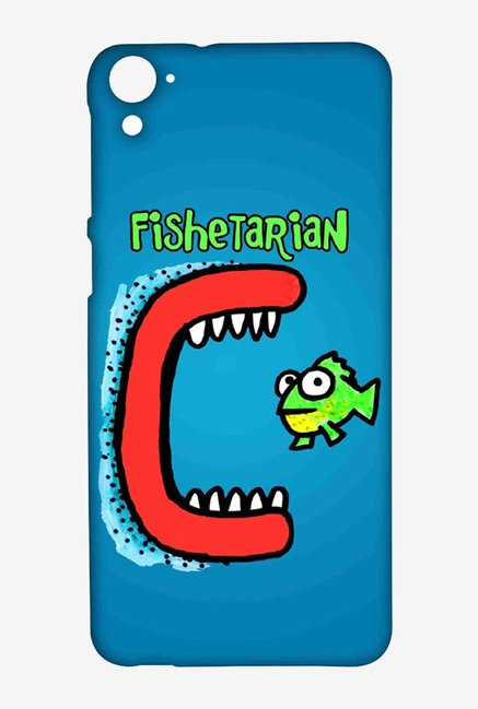 Kritzels Fishetarian Case for HTC Desire 826