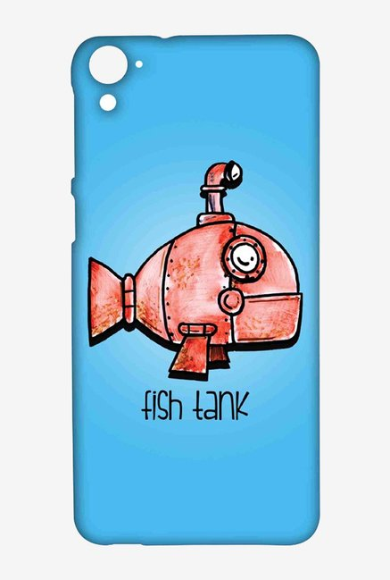 Kritzels Fish Tank Case for HTC Desire 826
