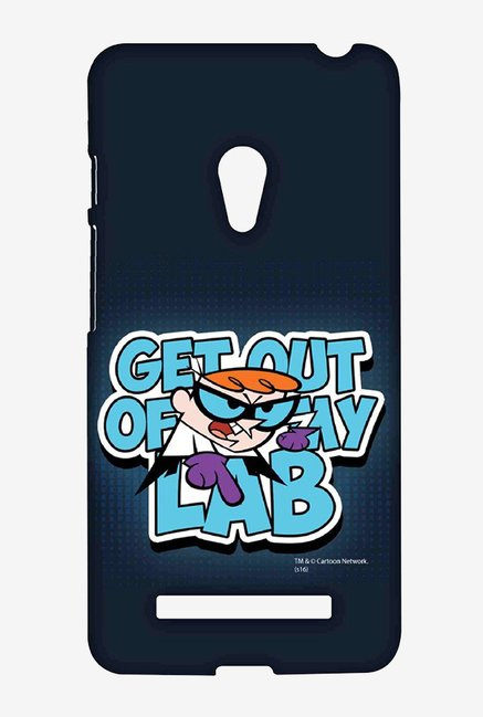 Dexter Get Out Of My Lab Case for Asus Zenfone 5