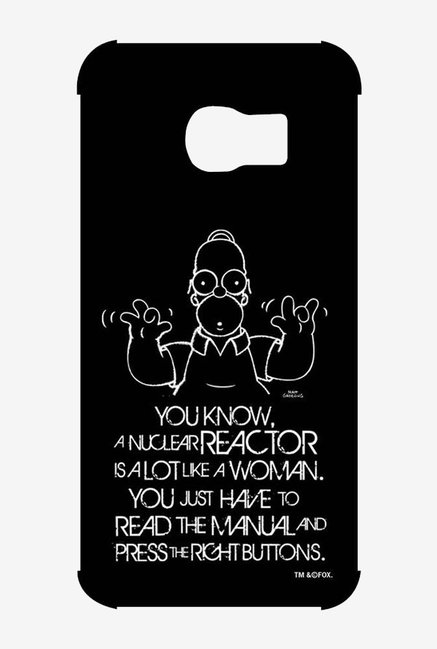Simpsons Nuclear Reactor Case for Samsung S6 Edge